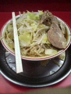 [写真:麺でる・チャーシュー麺(5枚)10連麺]