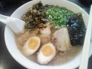 茂木2008年8月の高菜麺