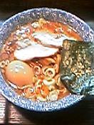 多賀野2004年7月の中華そば+煮玉子